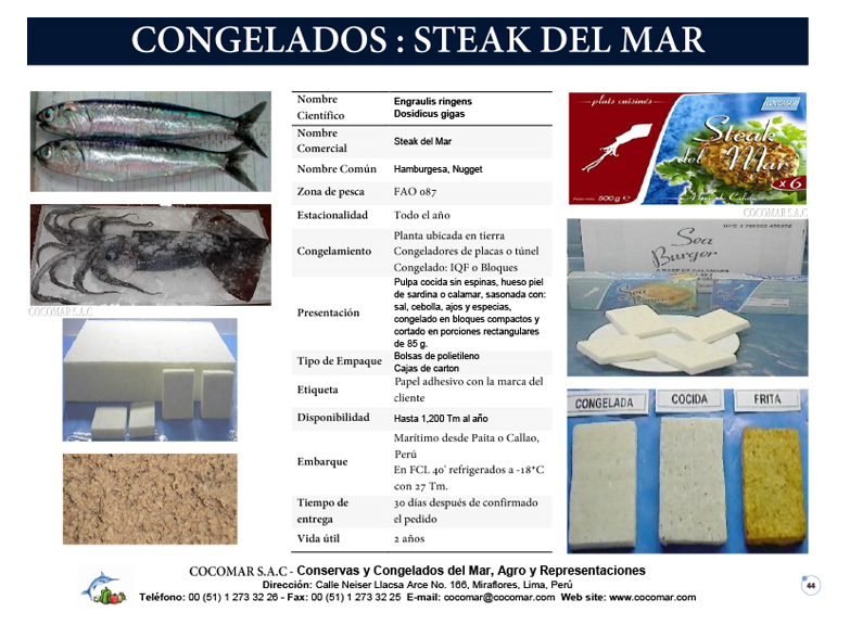 15. Cocomar (Peru) – Steak Seafood